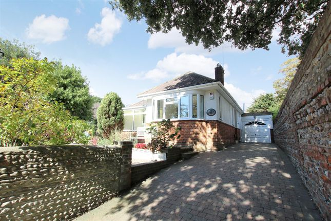 Thumbnail Detached bungalow for sale in Jefferies Lane, Goring-By-Sea, Worthing