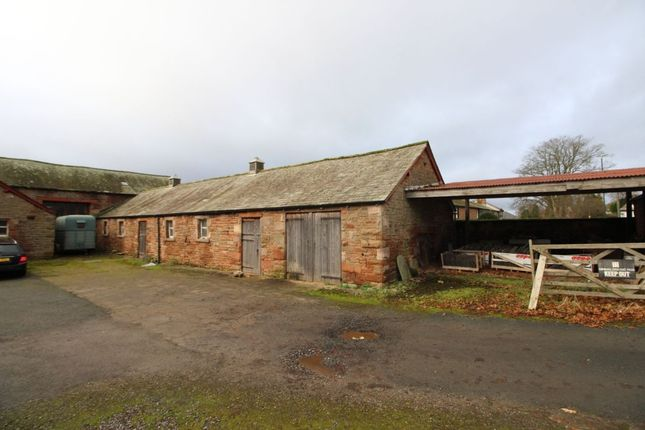 Thumbnail Land for sale in Temple Sowerby, Penrith