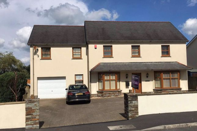 7 bed detached house for sale in Clos Y Wennol, Carmarthen