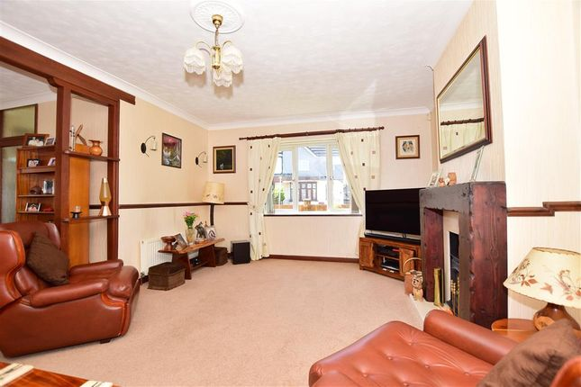 Thumbnail Bungalow for sale in Twydall Lane, Twydall, Gillingham, Kent