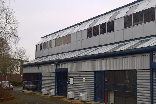 Thumbnail Office to let in Suite 20, Saffron Court, Southfields Industrial Estate, Basildon, Essex