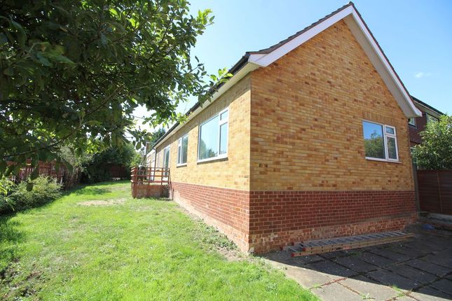 Thumbnail Detached bungalow for sale in Falaise, Egham