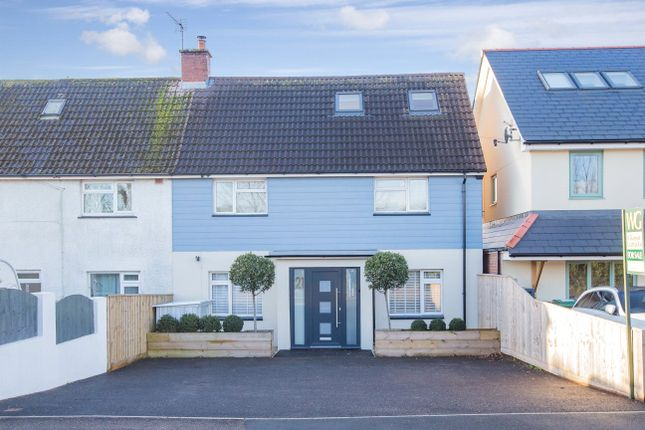 4 bed semi-detached house for sale in Exeter Road, Topsham, Exeter