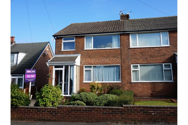 Thumbnail Semi-detached house for sale in Gloucester Road, Rishton, Blackburn