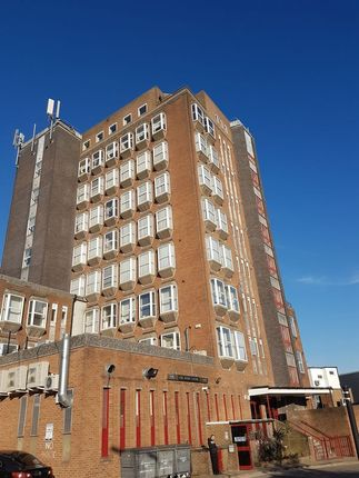 Thumbnail Flat for sale in Stanmore Towers, Church Road, Stanmore, Middlesex