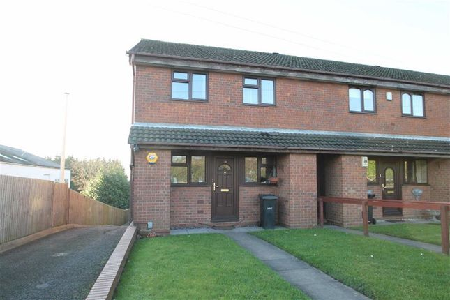 Thumbnail Flat for sale in Coombs Road, Halesowen