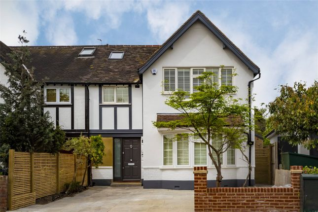 4 bed property to rent in Taylor Avenue, Kew, Richmond, Surrey TW9