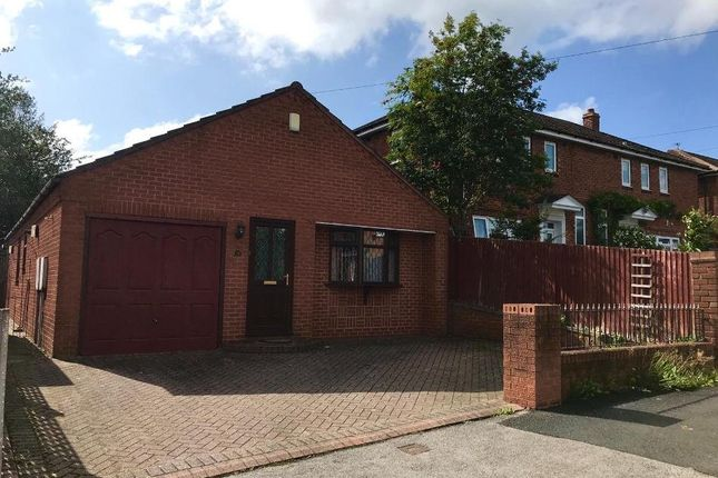 Thumbnail Detached bungalow for sale in North Street, Chase Terrace, Burntwood