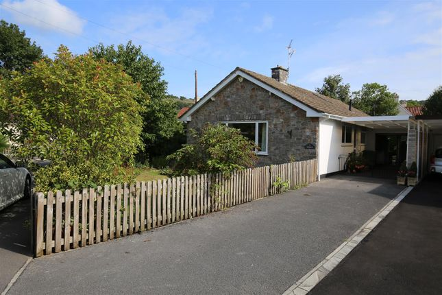 Thumbnail Detached bungalow for sale in Barrows Park, Cheddar