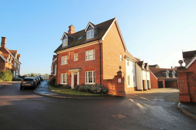 Thumbnail Detached house for sale in Elizabeth Lockhart Way, Braintree, Essex