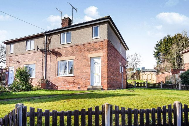 2 bed semi-detached house for sale in Southfield Close, Worksop S80