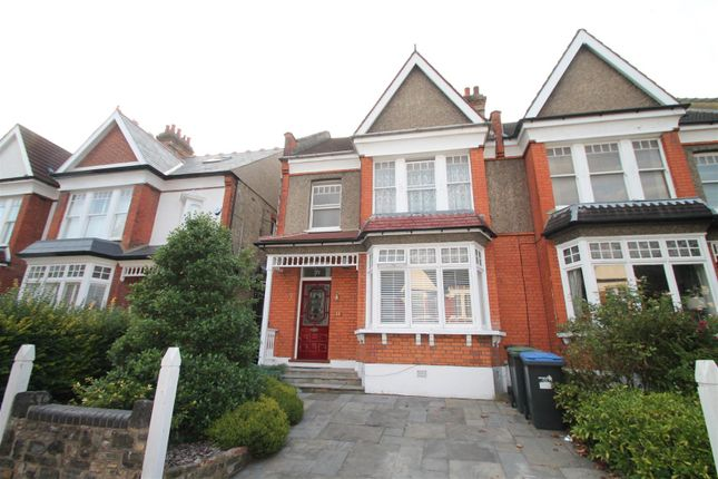 Thumbnail Flat for sale in Old Park Road, Palmers Green, London