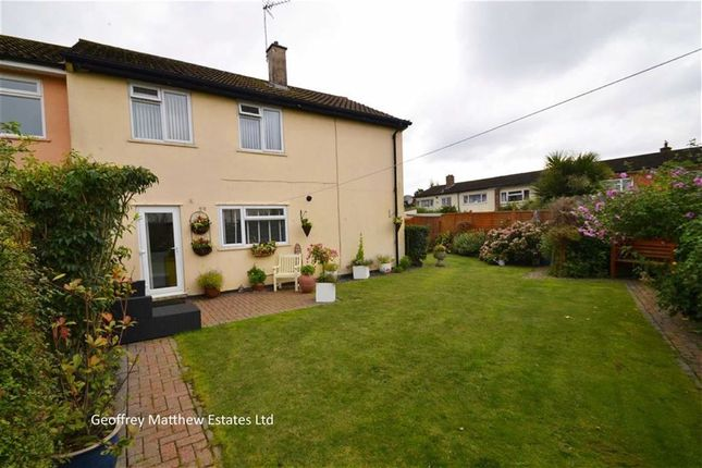 Thumbnail Terraced house for sale in The Fortunes, Harlow, Essex