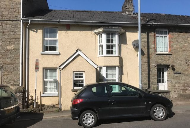 Thumbnail Terraced house for sale in New Road, Crickhowell