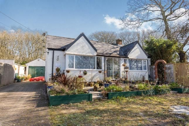 Thumbnail Bungalow for sale in Goldsithney, Penzance, Cornwall