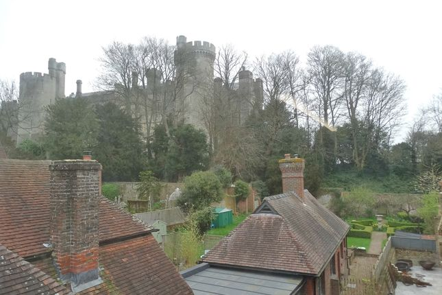 Castle View From Office 1