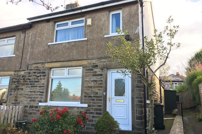 Thumbnail Semi-detached house to rent in Hollybank Gradens, Bradford