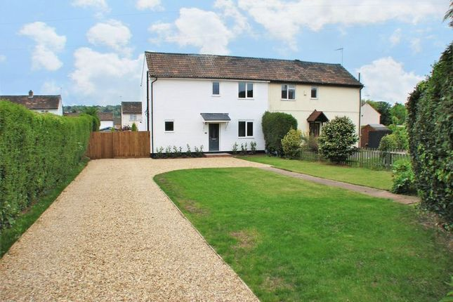Thumbnail Semi-detached house for sale in Shelford Road, Radcliffe-On-Trent, Nottingham
