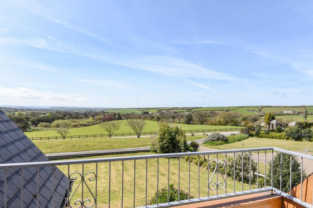 Thumbnail Detached house for sale in Bowood Park, Camelford, Cornwall