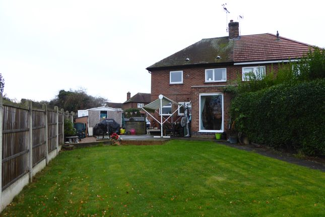 Thumbnail Semi-detached house for sale in Trinity Road, Southwell