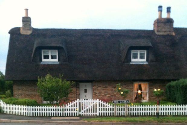 Thumbnail Cottage to rent in The Green, Rampton, Cambridge