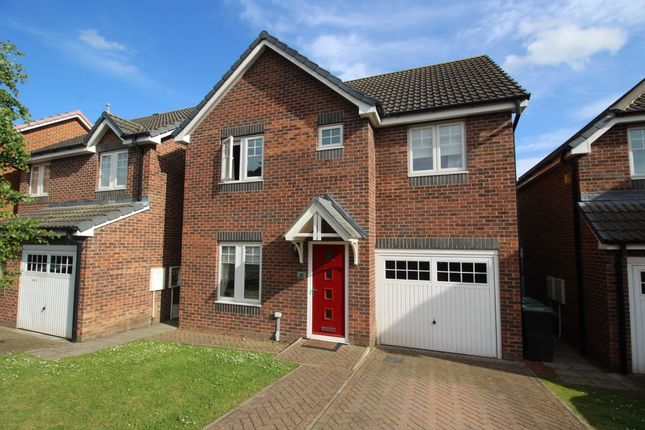 Thumbnail Detached house for sale in Beldon Drive, Stanley