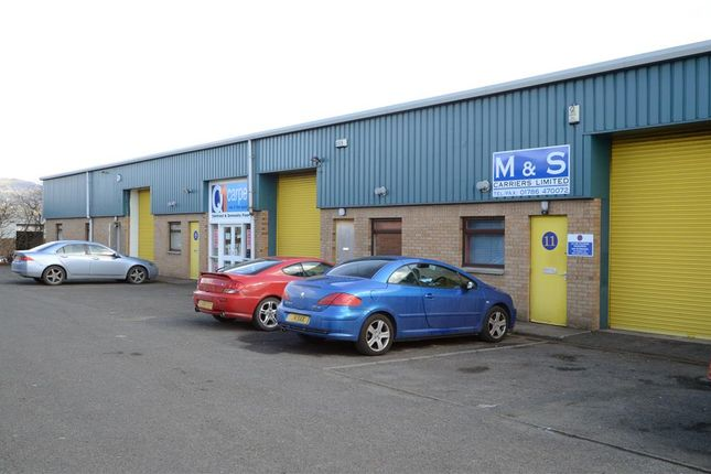 Thumbnail Light industrial to let in Unit 8, 6 Munro Road Springkerse Industrial Estate, Stirling