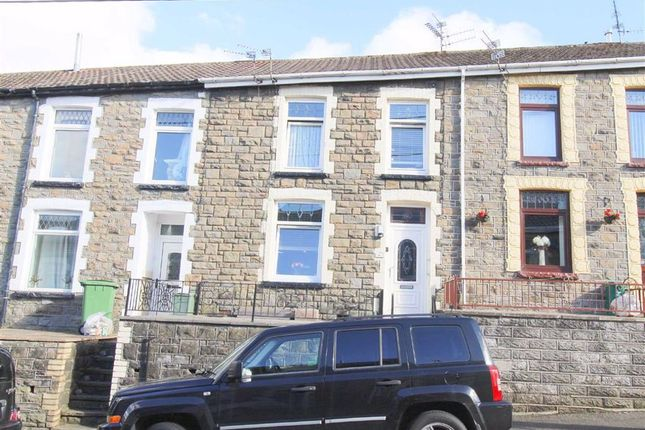 Thumbnail Terraced house for sale in Mary Street, Cilfynydd, Pontypridd
