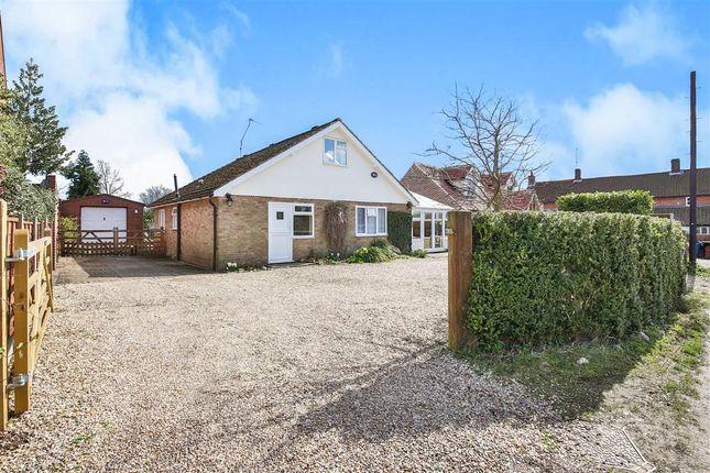 Thumbnail Detached bungalow for sale in Malthouse Lane, Guist, Dereham