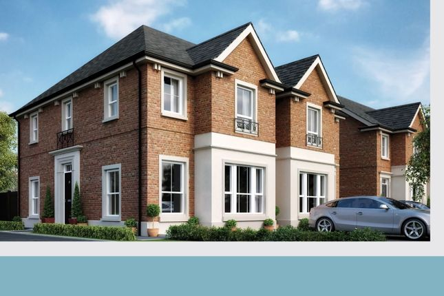 Thumbnail Semi-detached house for sale in The Clarence (B), Ballycraigy Road, Newtownabbey