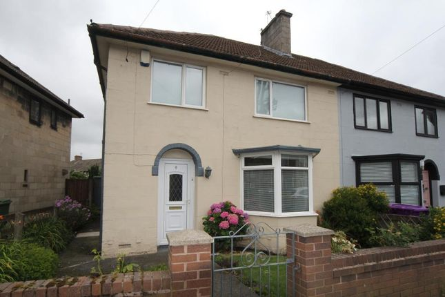 Thumbnail Semi-detached house to rent in Vanbrugh Crescent, Anfield, Liverpool