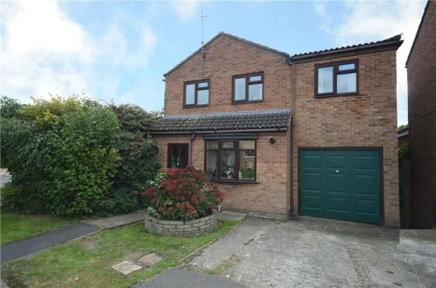 Thumbnail Detached house for sale in Balintore Court, College Town, Sandhurst
