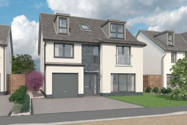 Thumbnail Detached house for sale in Auchinloch Road, Lenzie, Glasgow