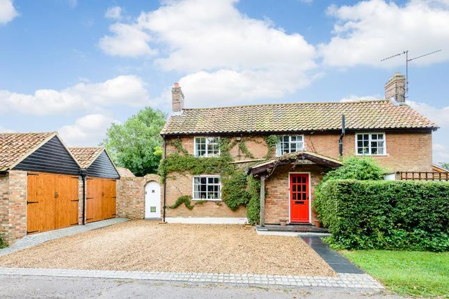Thumbnail Cottage for sale in Yielden, Bedford, Bedfordshire