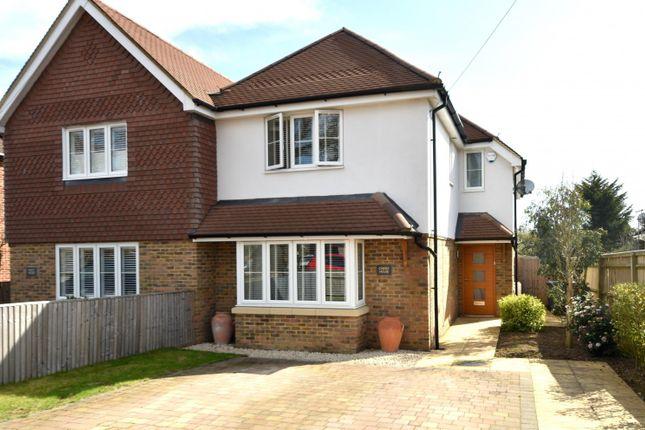 Thumbnail Semi-detached house for sale in Chapman Lane, Flackwell Heath