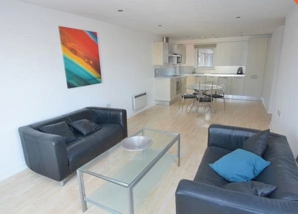 2 bed flat to rent in Simpson Street, Manchester