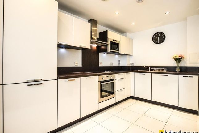 Thumbnail Flat to rent in Surrey Quays Road, London