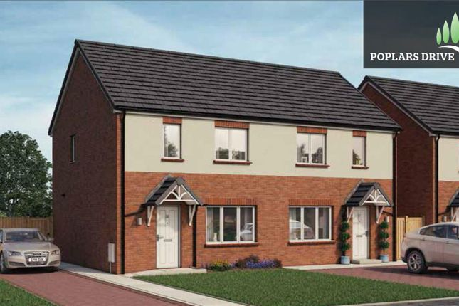 Thumbnail Semi-detached house for sale in Tennant Grove, Neath