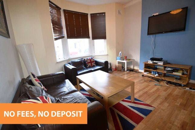 Thumbnail Terraced house to rent in Keppoch Street, Roath, Cardiff