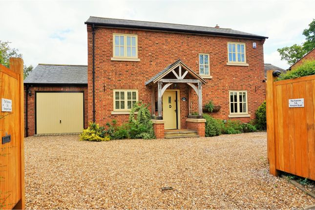Thumbnail Detached house to rent in Newport Road, Woughton On The Green