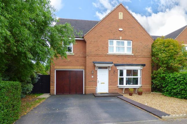 Thumbnail Detached house for sale in Sandleford Drive, Elstow, Bedfordshire