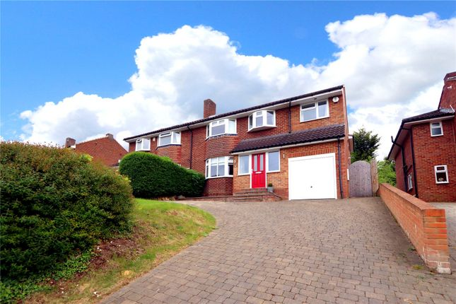 Thumbnail Semi-detached house to rent in Kindersley Way, Abbots Langley
