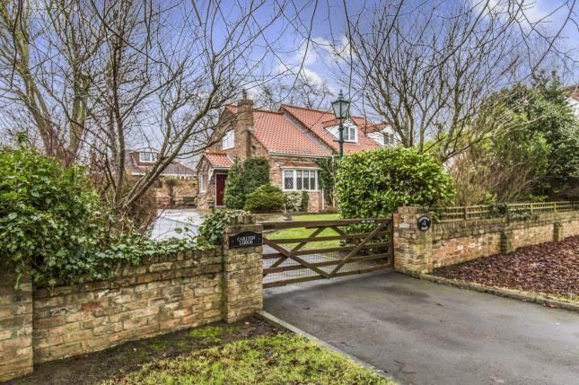 Thumbnail Detached house for sale in Carlton Village, Carlton, Stockton-On-Tees, Durham