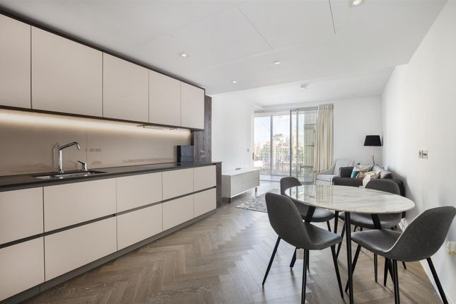 Thumbnail Flat for sale in Pearce House, Battersea Power Station, London