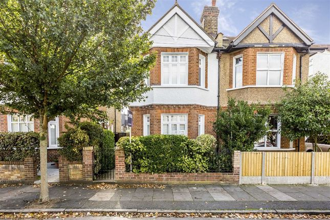 Thumbnail Semi-detached house for sale in Chudleigh Road, Twickenham