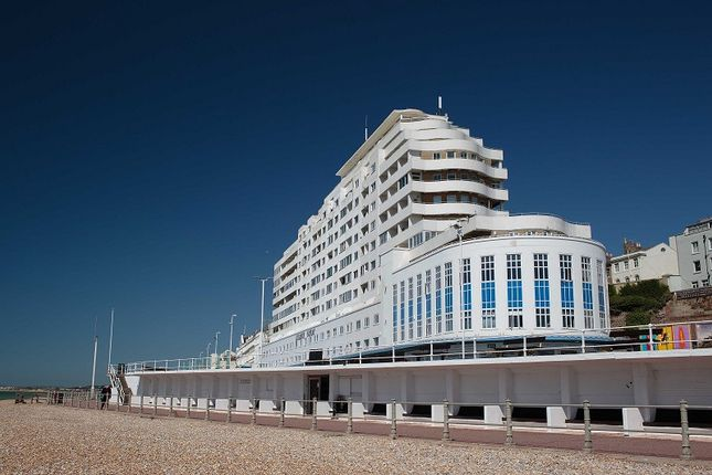 Thumbnail Flat for sale in Marine Court, St. Leonards-On-Sea, East Sussex.