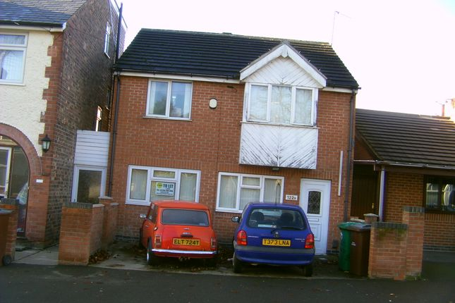 Thumbnail Terraced house to rent in Allington Avenue, Nottingham