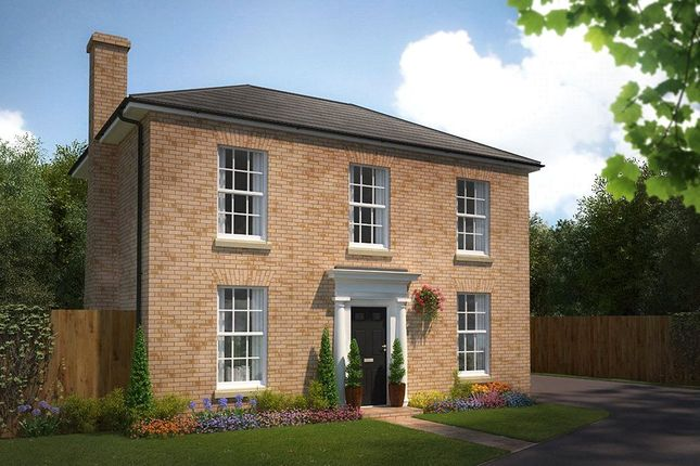 Thumbnail Detached house for sale in Plot 198, St George's Park, George Lane, Loddon, Norwich