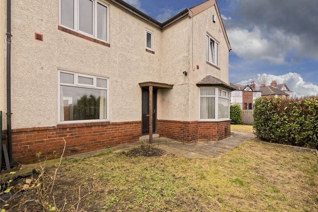 Thumbnail Semi-detached house for sale in Broad Lane, Leeds, West Yorkshire