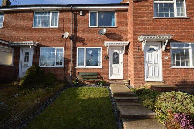 Thumbnail Terraced house for sale in Priest Close, Hunmanby, Filey